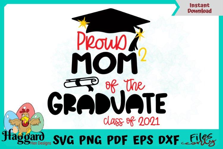 Proud Mom 2nd power Graduate example image 1