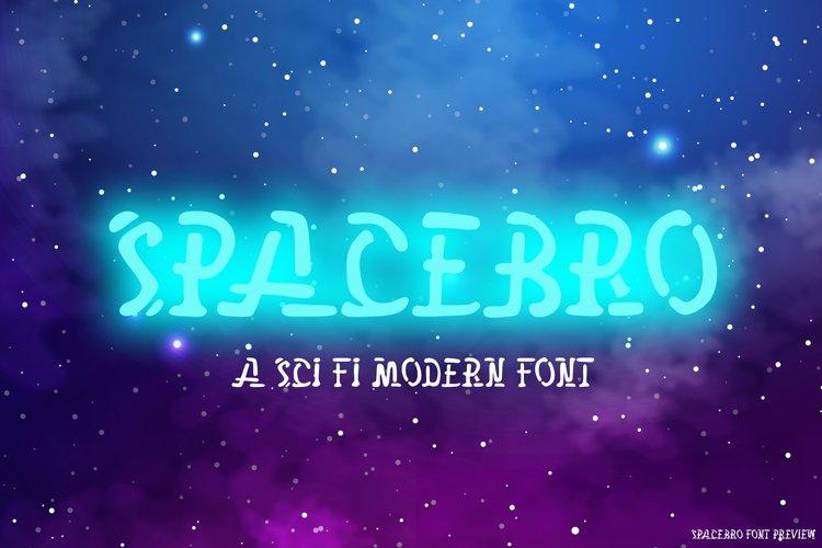 Spacebro example image 1