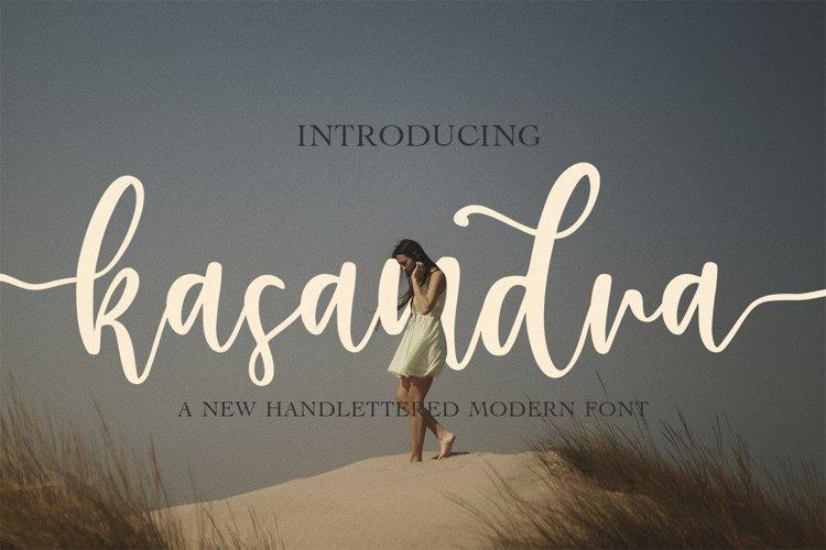 Kasandra example image 1