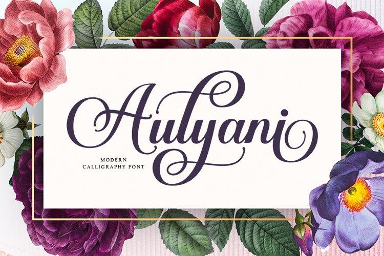 Aulyani example image 1