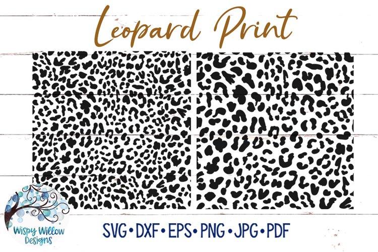 Leopard Print SVG Bundle
