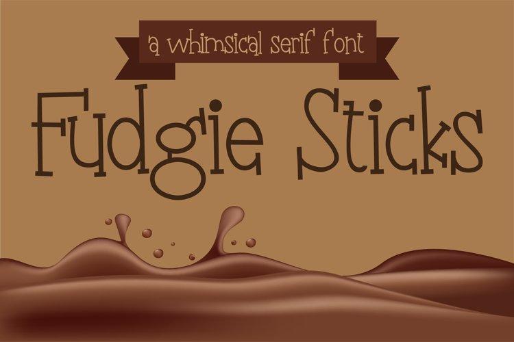 PN Fudgie Sticks example image 1