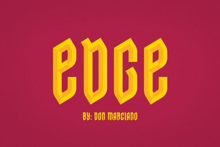 Edge Layered example image 1