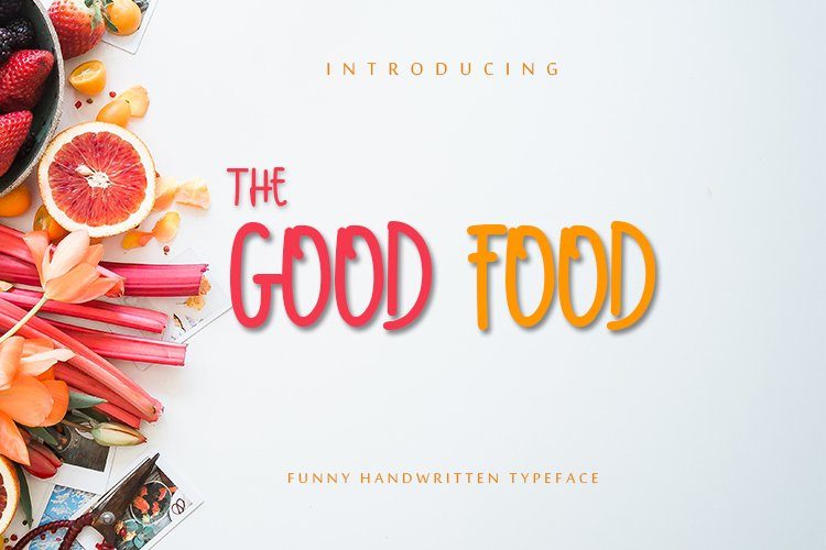 THE GOOD FOOD example image 1