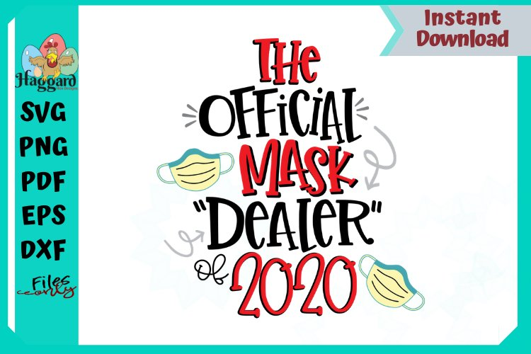 Official Mask Dealer 2020 example image 1