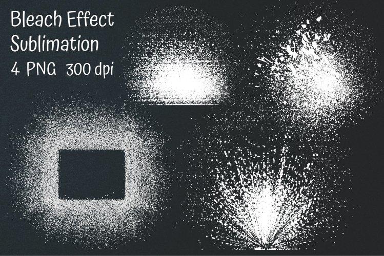 Bleach Effect Sublimation. Sublimation Patches. Bleach Patch