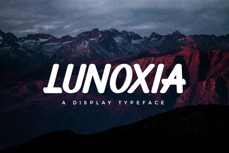 Lunoxia example image 1