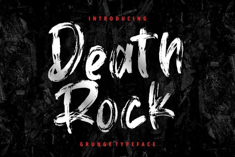 Death Rock Grunge example image 1