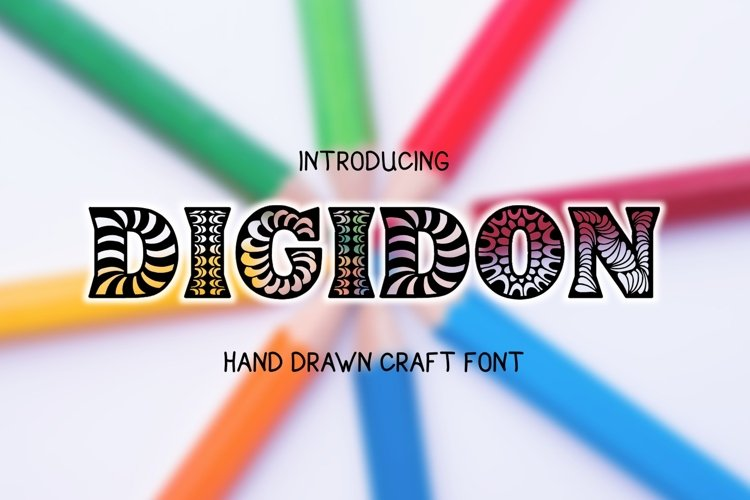 Digidon example image 1