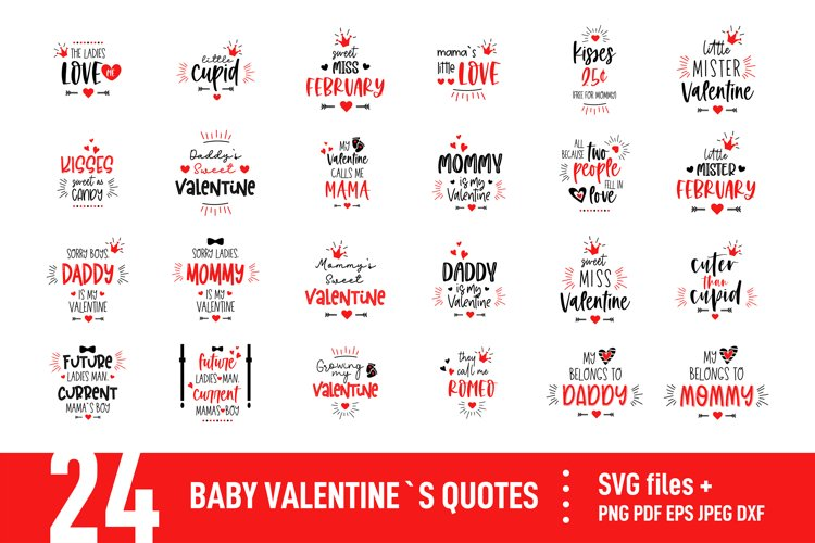 Valentines svg bundle Kids valentines svg
