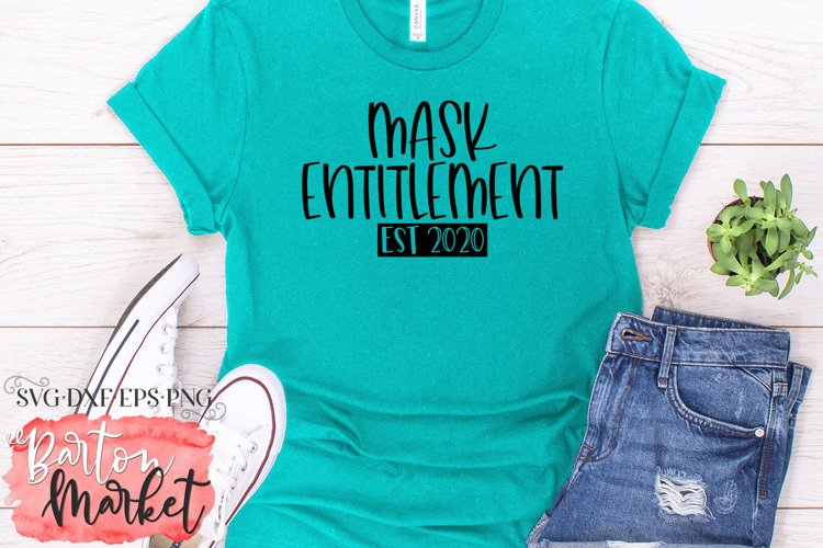 Mask Entitlement Est 2020 for Crafters