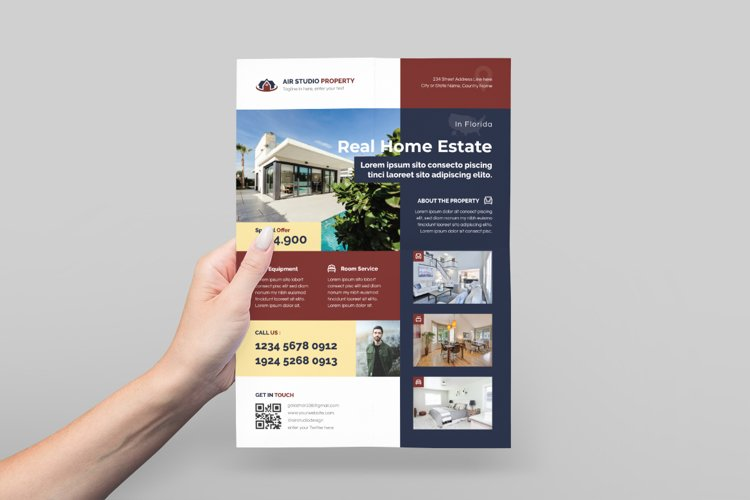 Property Flyer Design example image 1