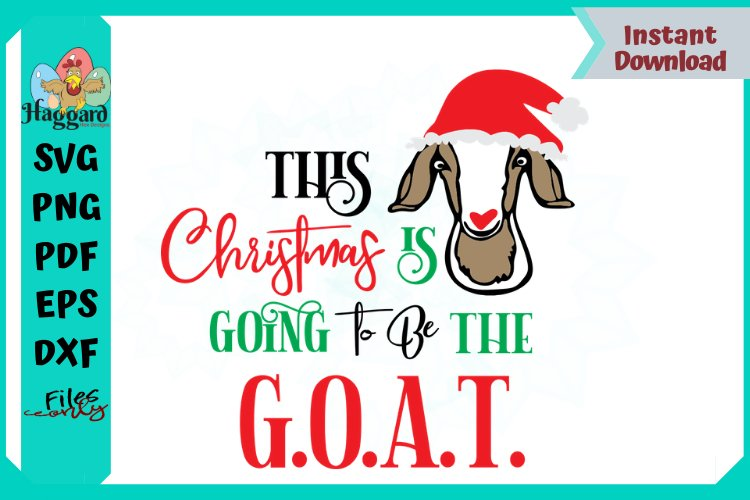 This Christmas is going to be the G.O.A.T example image 1