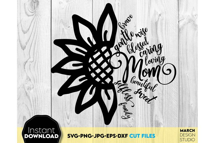 Mother Day svg Mom svg MAMA svg Mothers day svg example image 1