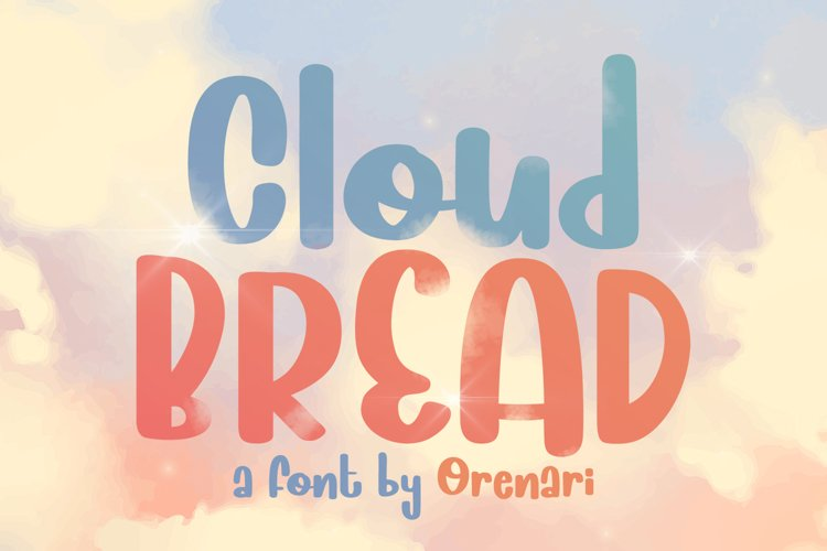 Cloud Bread example image 1