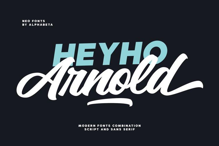 HeyHo Arnold  example image 1