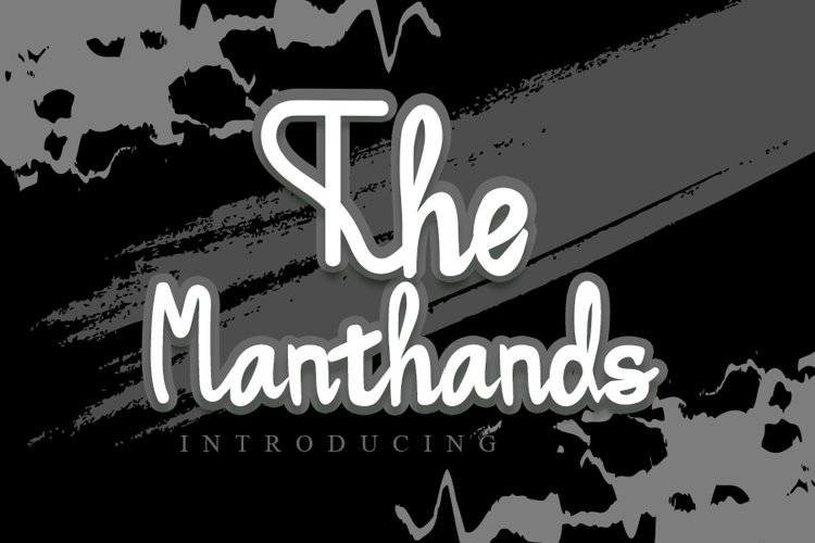 The Manthands example image 1