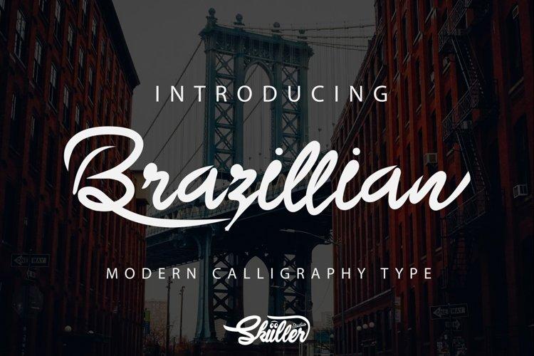 Brazillian example image 1