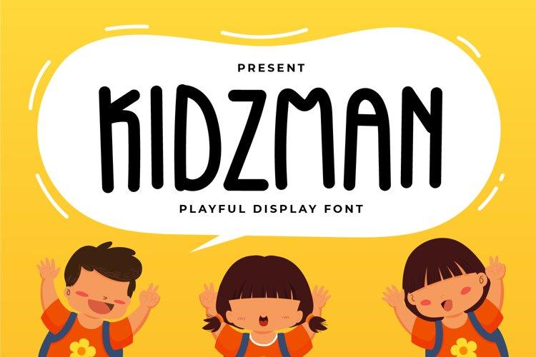 Kidzman example image 1