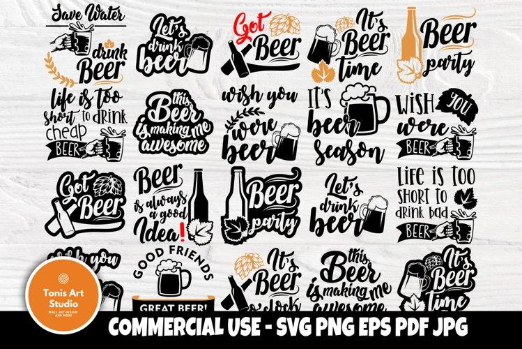 Beer SVG Bundle, Alcohol Svg, Drinking Svg Cut Files