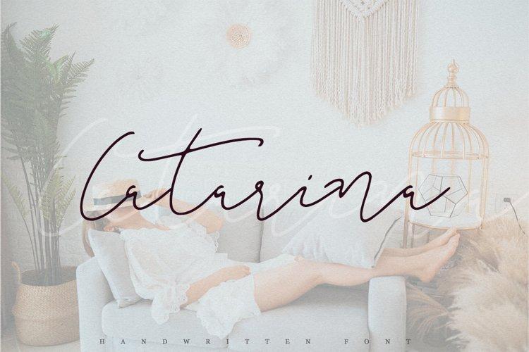 Catarina example image 1