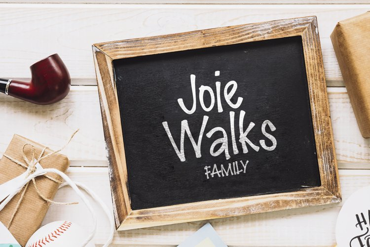 Joie Walks Family example image 1