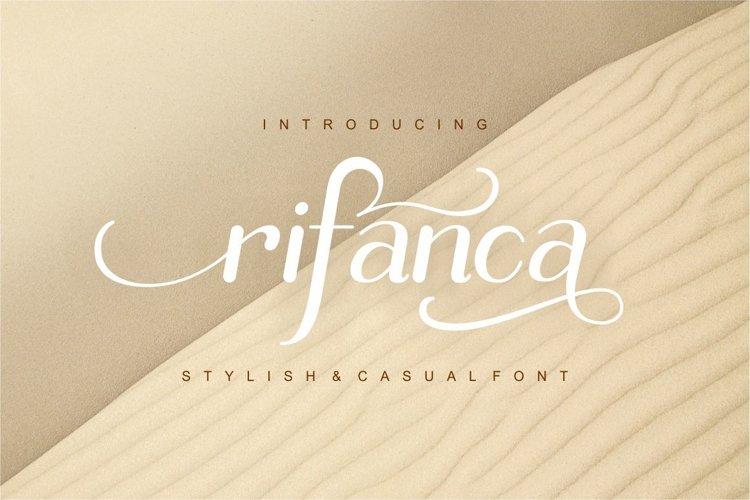 Rifanca example image 1