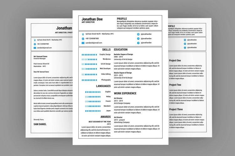 Dominate Resume Designer example image 1