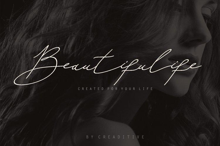 Beautifulife example image 1