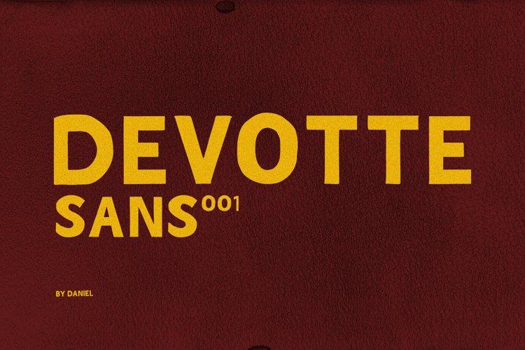 Devotte example image 1
