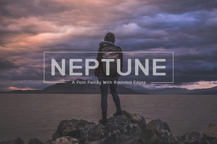 Neptune Typeface example image 1