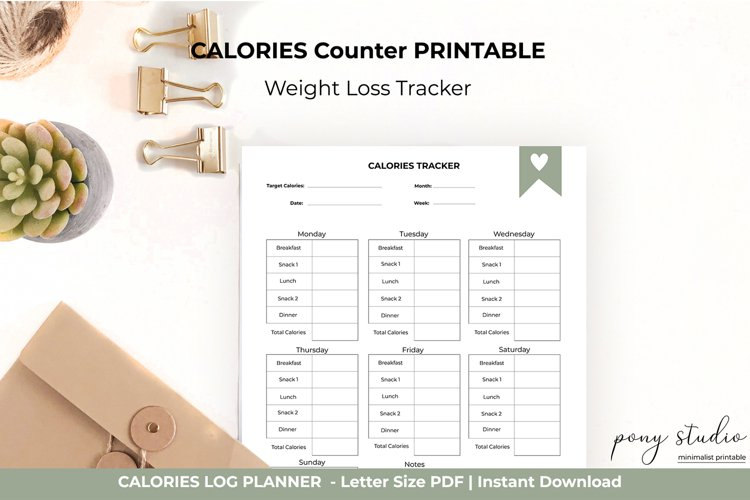 Fitness Tracker | Calories Counter example image 1