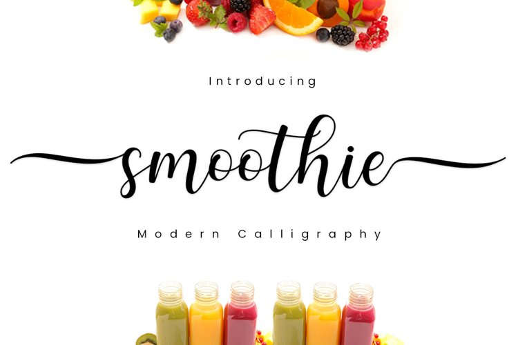 Smoothie example image 1