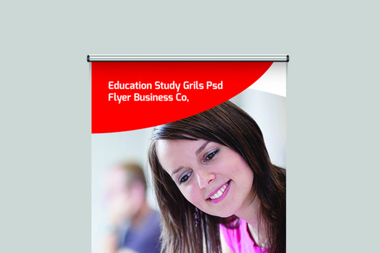 Rollup Banner Psd example image 1