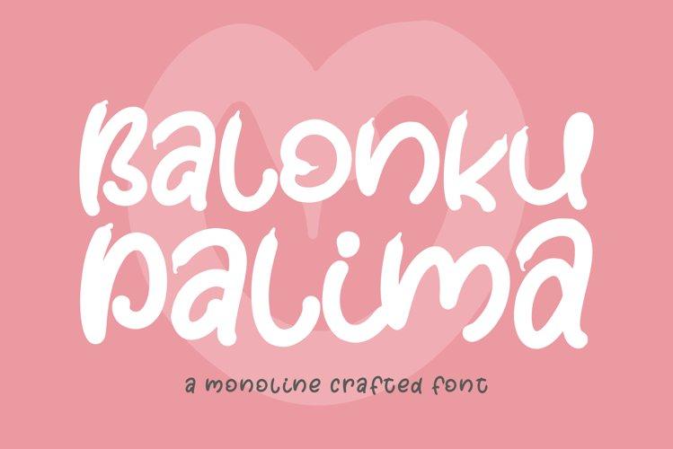 Balonku Dalima example image 1