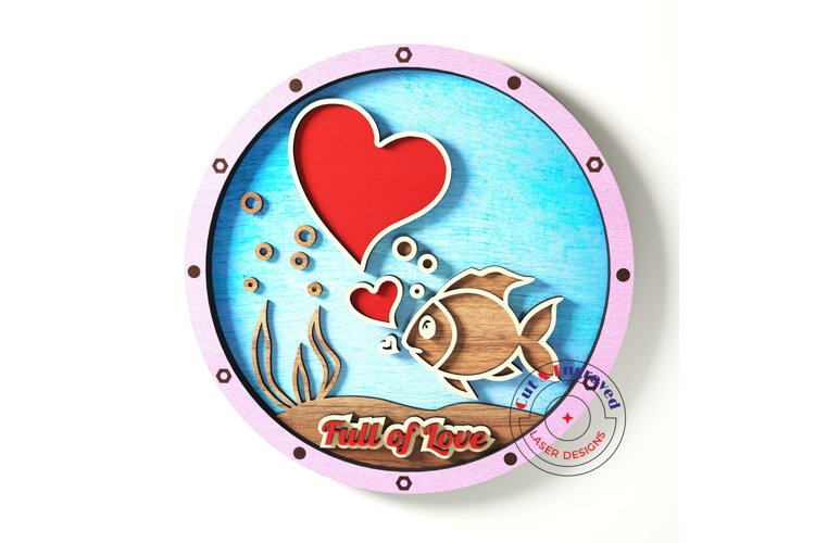 Child room sign, wall decor. Glowforge ready. example image 1