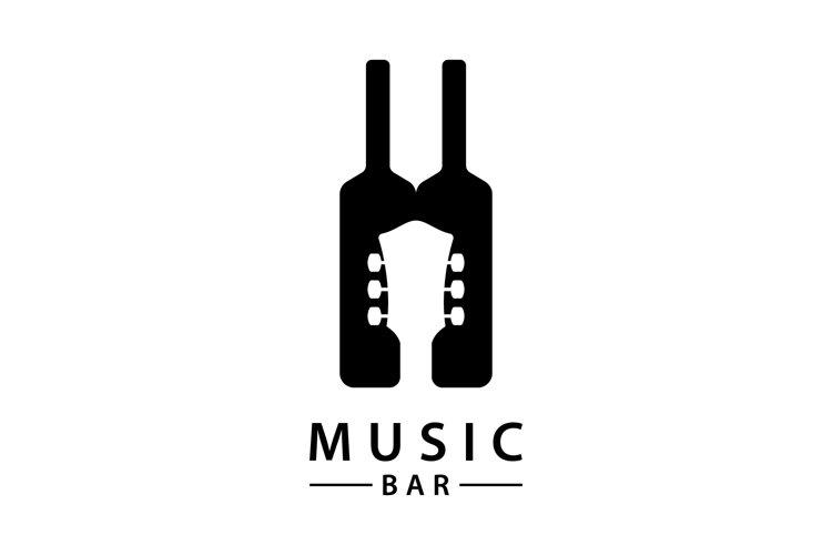 Music Bar Logo example image 1