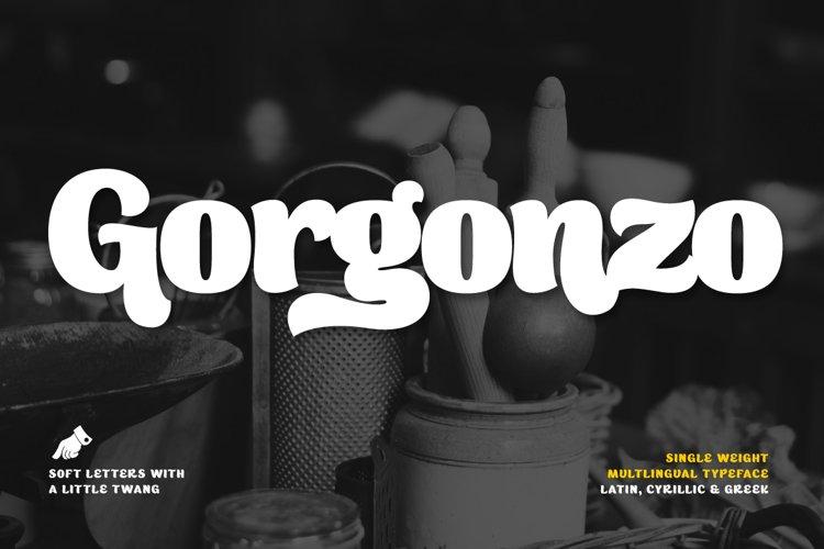 Gorgonzo example image 1