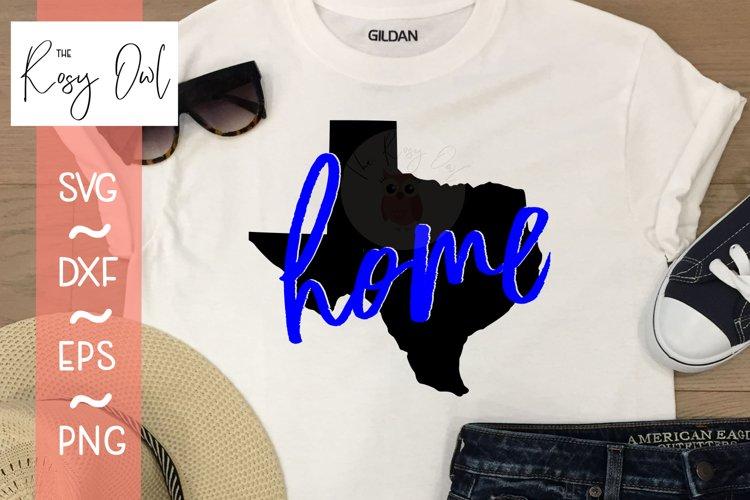 Texas Home SVG   Texas SVG