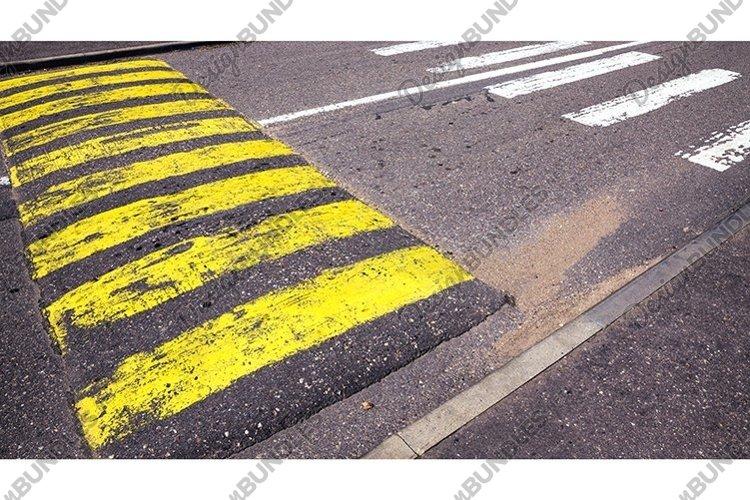 an old pedestrian crosswalk example image 1