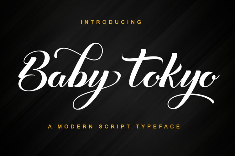 Baby tokyo example image 1