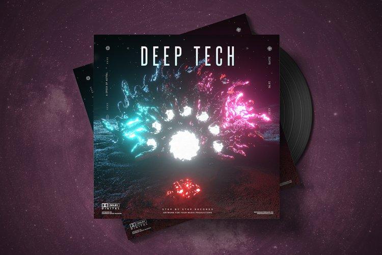 Deep Tech Album Cover