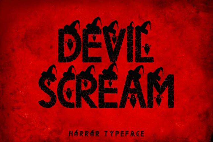 Devil Scream example image 1