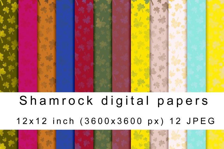 Shamrock textures