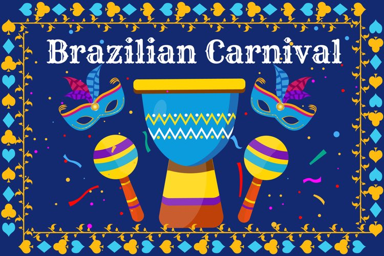 Carnival Illustration example image 1