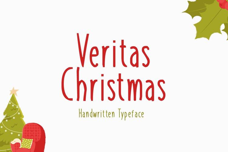 Veritas Christmas example image 1