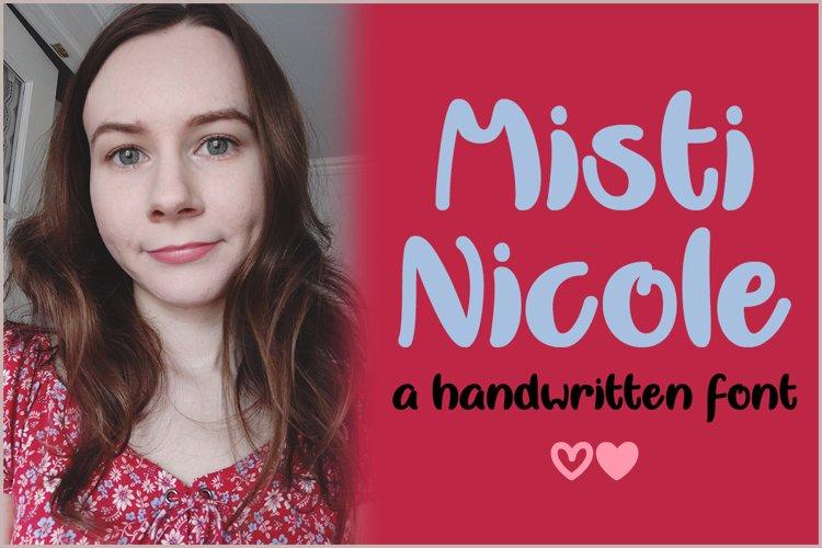 Misti Nicole example image 1