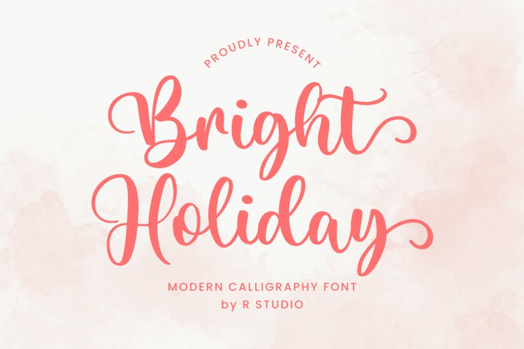 Bright Holiday example image 1