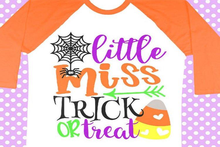 Halloween svg, Trick or treat svg, Girl halloween shirt svg