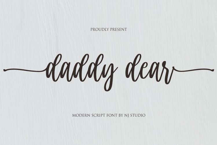 daddy dear example image 1